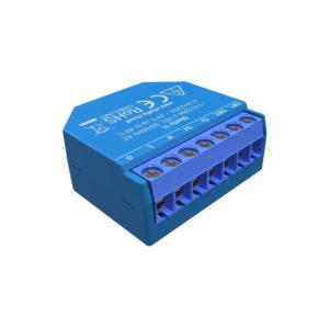 Shelly 1L Smart wifi relay for home automation