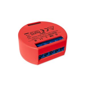 Shelly 1PM Smart wifi relay for home automation