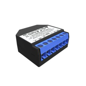 Smart wifi relay for home automation - Shelly 2.5